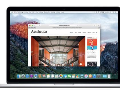 Safari Technology, yang baru dari Apple untuk developer