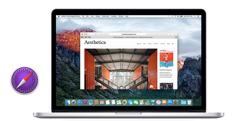 Safari-Technology-Preview